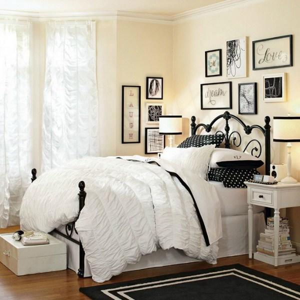 40+ Beautiful Teenage Girls' Bedroom Designs - For Creative Juice