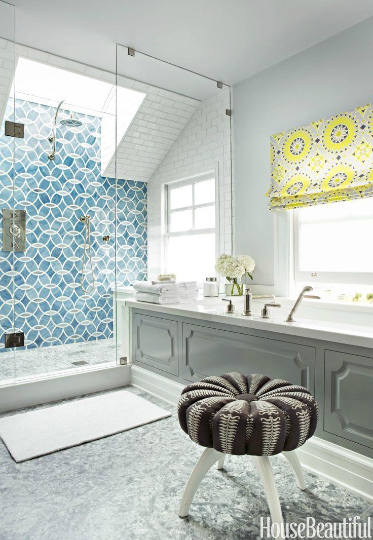 30+ Bathroom Tile Design Ideas - Tile Backsplash and Floor Designs