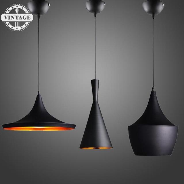 VintageIII Hot sale Tom Dixon Pendant Lamp 3pcs together ABC(Tall