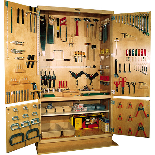 All Purpose Tool Storage Cabinet | US Markerboard
