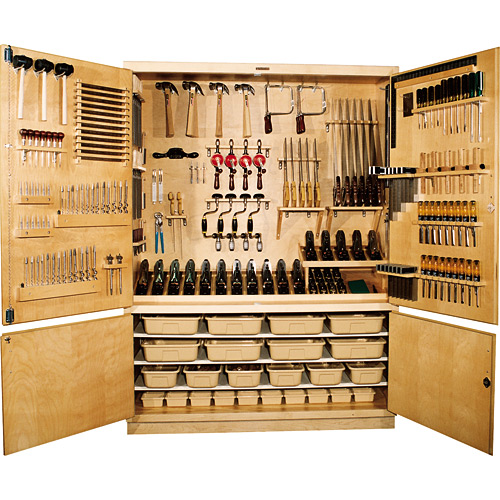 Large Tool Storage Cabinet | US Markerboard