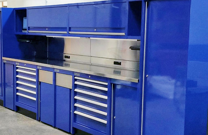 Champion Tool Storage - Modular Drawer Cabinets, Workbenches, and