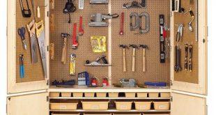 Shain Machine Shop Tool Storage Cabinet (60