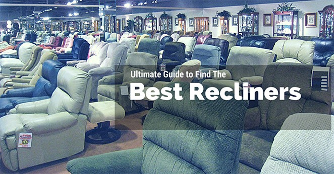 Best Recliners u2013 Reviews and Comparisons | Cuddly Home Advisors