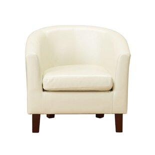 Cream Tub Chairs | Wayfair.co.uk