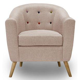 Patterned Tub Chair | Wayfair.co.uk