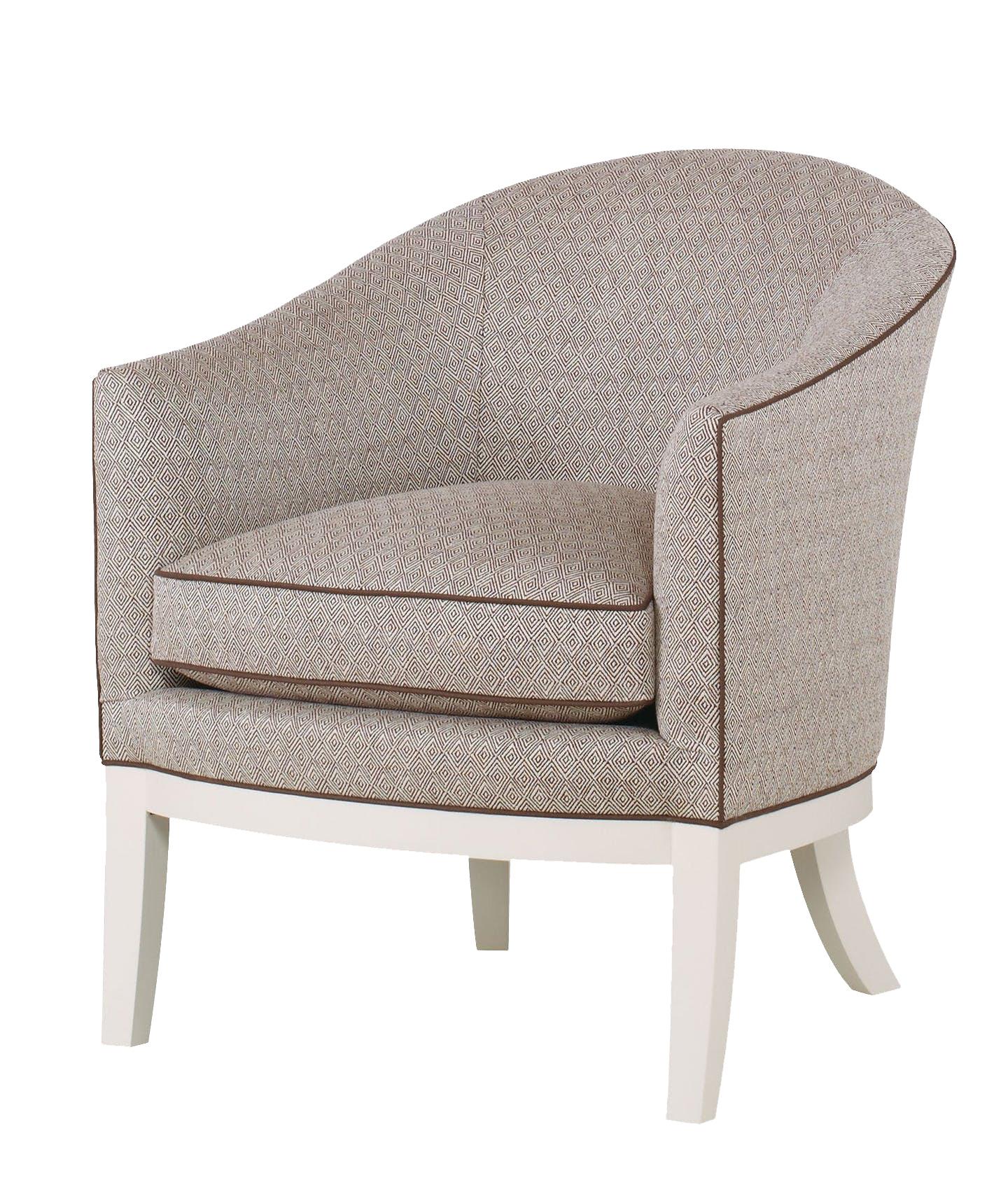 Dawson Tub Chair - Modern Chairs - Dering Hall