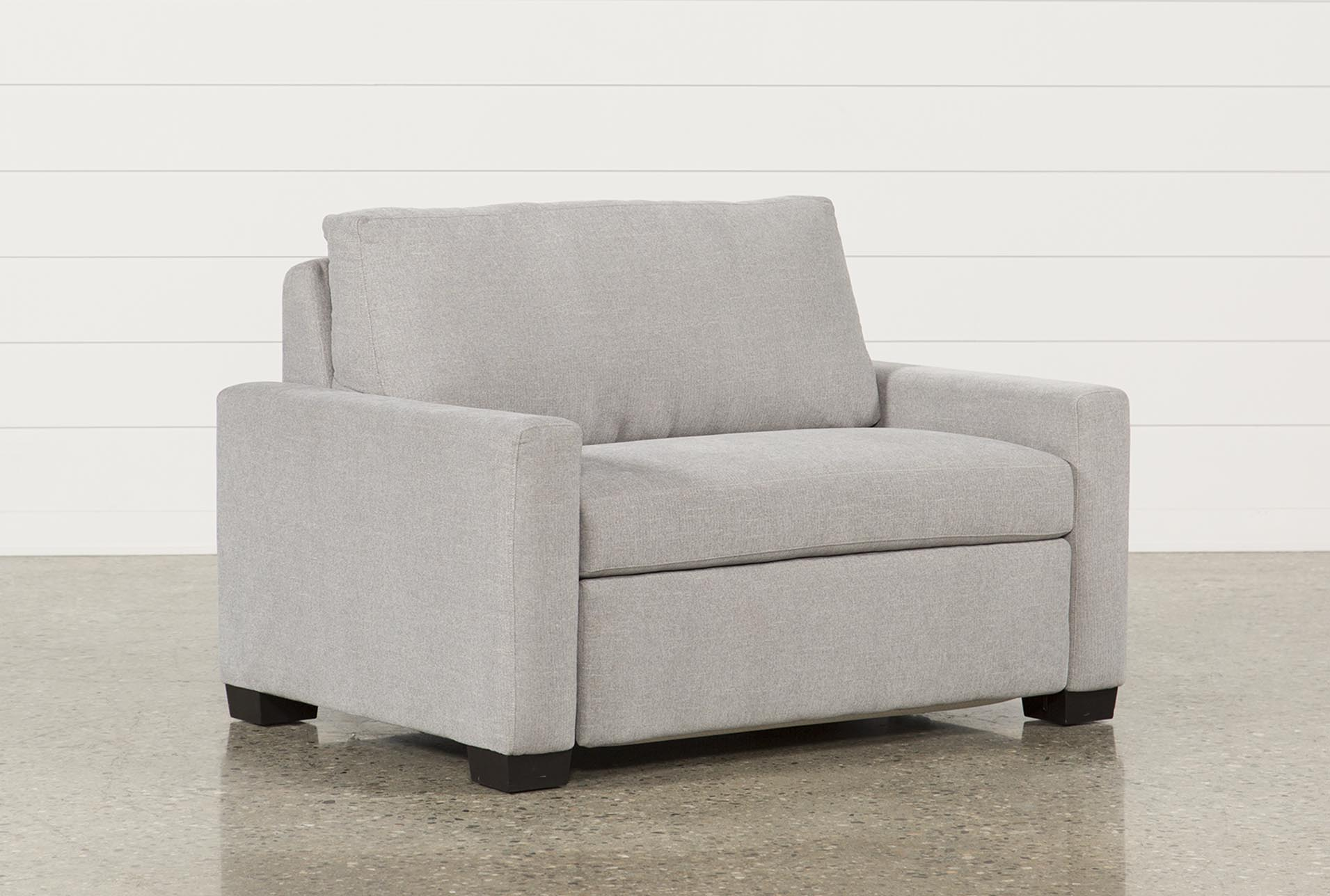 Mackenzie Silverpine Twin Sofa Sleeper | Living Spaces