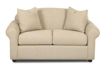 Amazon.com: Chicago Twin Sleeper Sofa in Fastlane Oatmeal: Kitchen