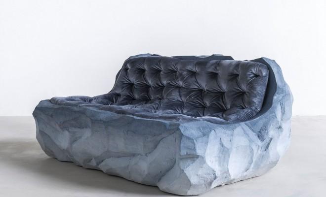 Unique furniture from concrete u2013 Llamas' Valley