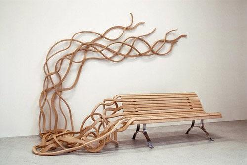 Chairs Furniture Ideas Spaghetti Design Chairs Unique Furnu2026 | Flickr