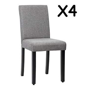 Amazon.com: Mr Direct New Set of 4 Elegant Design Modern Fabric