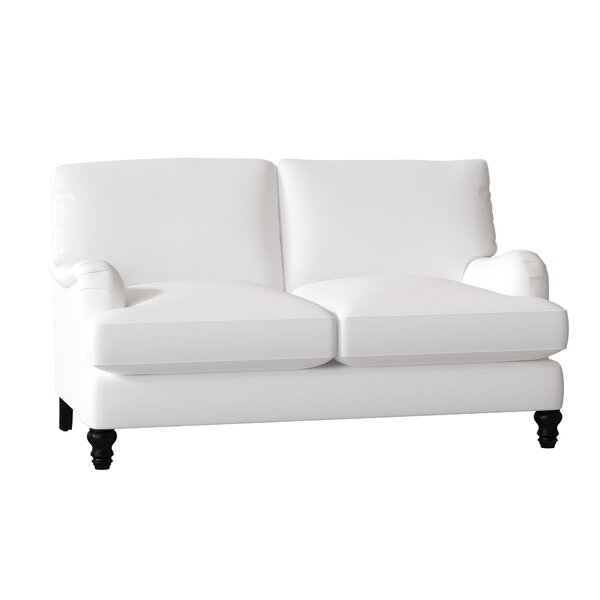 Birch Lane™ Heritage Montgomery Upholstered Loveseat & Reviews