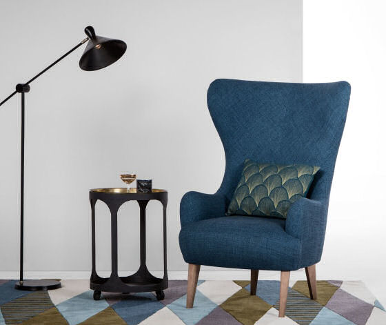 Top 10: compact armchairs for small spaces u2022 Colourful Beautiful Things