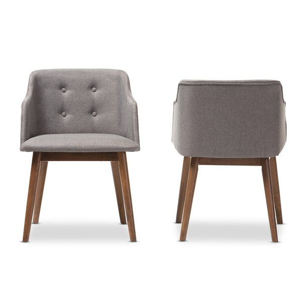 Worried about space: use very   small armchairs