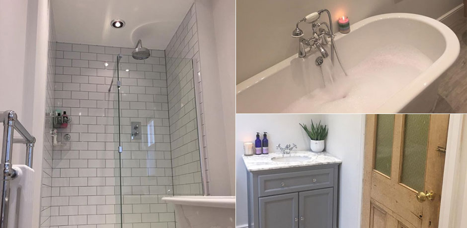 Rachel's Victorian Bathroom | Customer Bathrooms | Victorian Plumbing