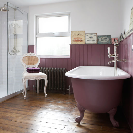 Victorian bathroom makeover - step inside | Ideal Home