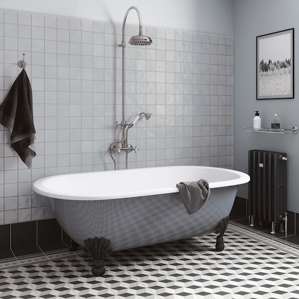 8 Ways To Create A Stunning Victorian Bathroom With Tiles