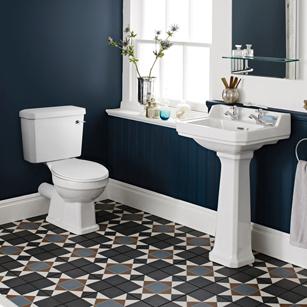 Victorian Bathrooms & Edwardian Bathrooms, Traditional Bathroom Suites