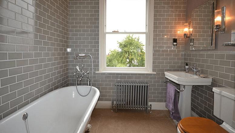 Creating a Victorian Bathroom - Tile Mountain