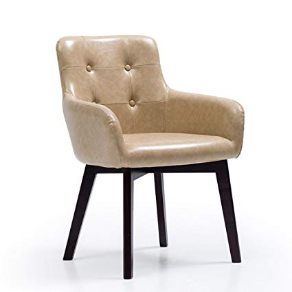 Amazon.com - Barstools MAZHONG Gray Dining Chair Vintage Armchair