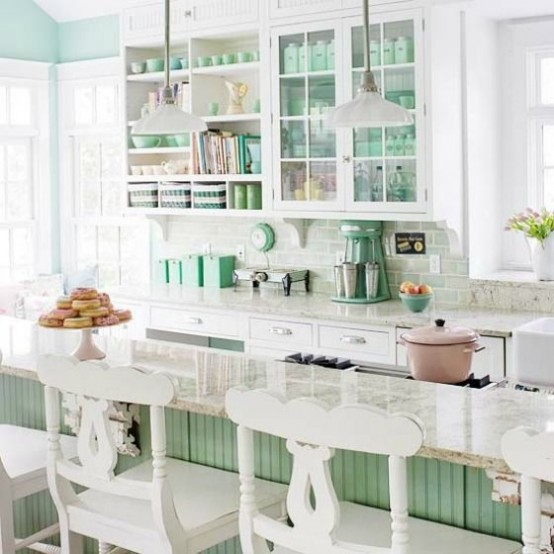 32 Fabulous Vintage Kitchen Designs To Die For - DigsDigs
