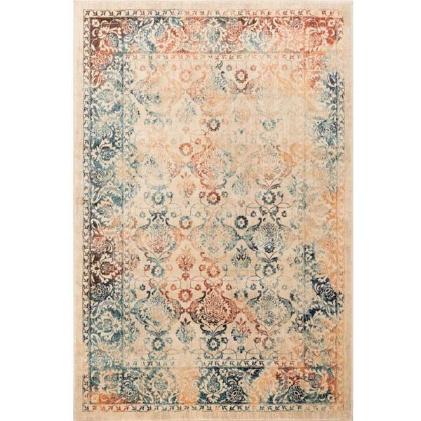 Get a vintage look in your   room with vintage rugs