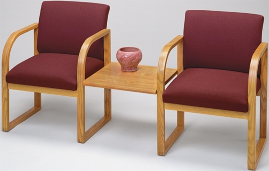 Lesro R2411G3 Waiting Room Chairs