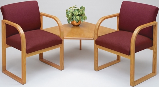 Usage of waiting room chairs