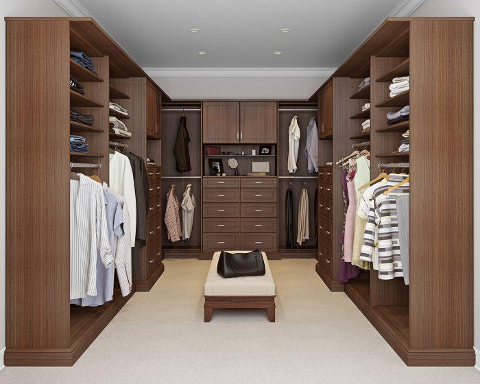Custom Bedroom Closets and Closet Systems | Closet World