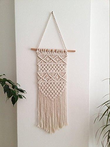 Amazon.com: Macrame Wall Hanging, Woven Wall Hanging, Woven Wall