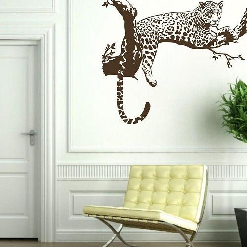 Cheetah Wall Painting at Rs 5000 /piece | Rajaji Nagar | Bengaluru