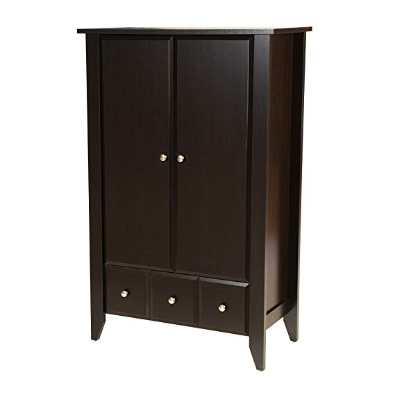 Amazon.com: Wardrobe Closet Armoire - Modern Contemporary Dresser