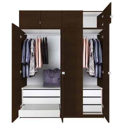 Wardrobe closet buying   considerations
