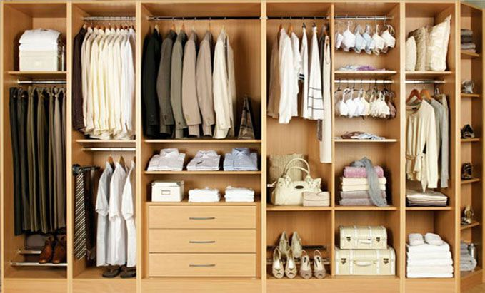 Fitted Interiors - Fitted Wardrobe Interiors, Fitted Interiors in