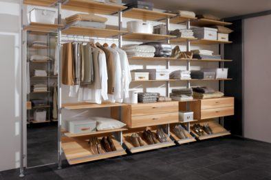 Wardrobe Interiors | Draks