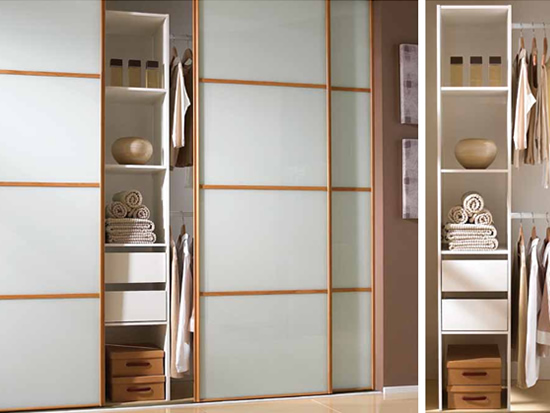 Sliding Wardrobe Interiors Kits   Economy Range   Sliding Wardrobe World