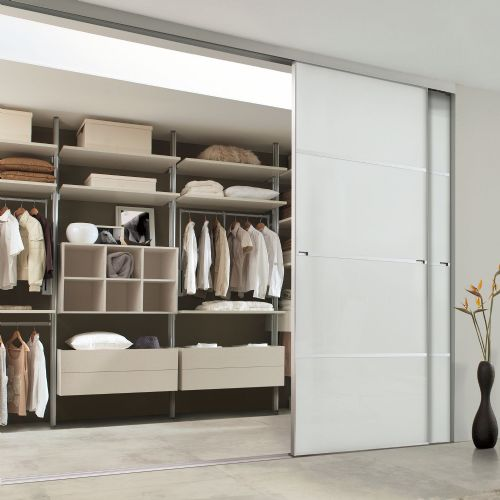 Wardrobe Interior Fittings for Sliding Wardrobes | Storage