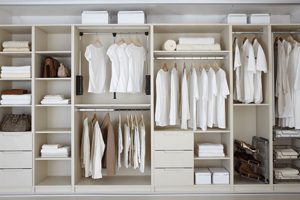 Sliding Wardrobe Interiors - Wardrobe Design | FURNICHE ®
