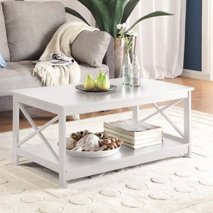 Trendy White Coffee Tables