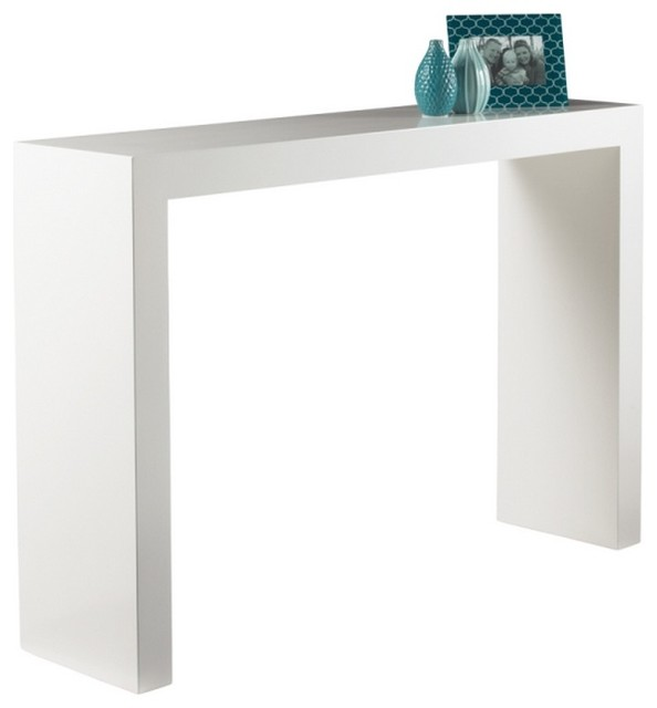 Clean Look Console Table - Contemporary - Console Tables - by ARTEFAC