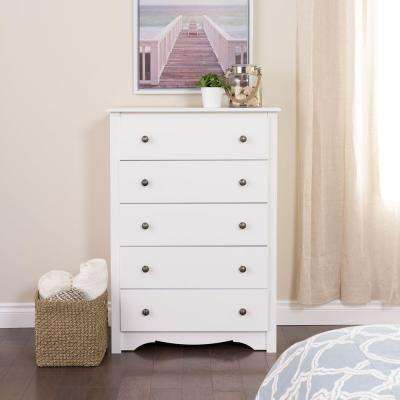 Prepac - White - Furniture - The Home Depot