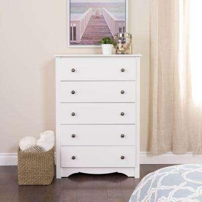 Prepac - White - Furniture - The Home Depot