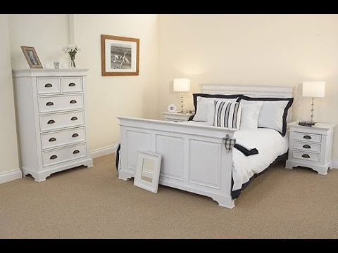 How painted bedroom furniture can fulfill your dream? - Decorating ideas