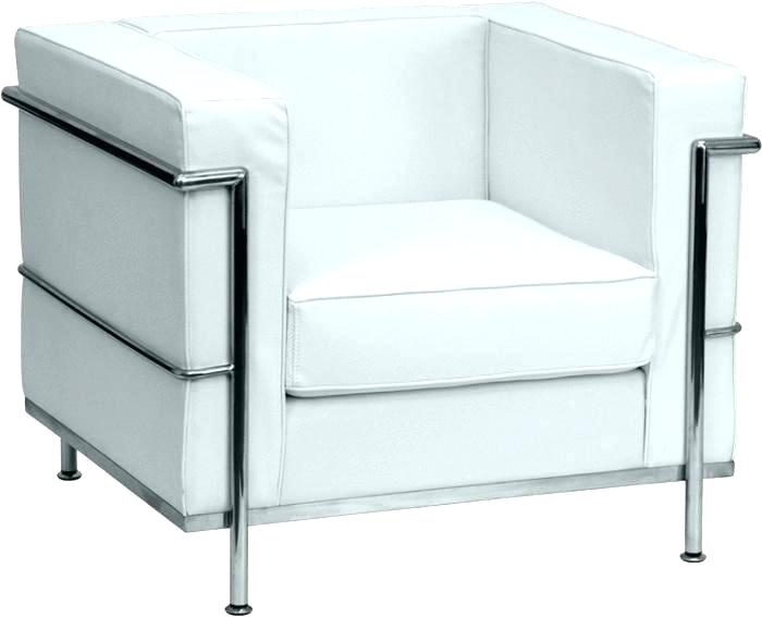 Ikea White Leather Chair Furniture Charming White Sofa White Leather
