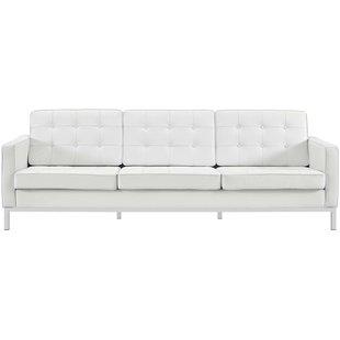 The Uniqueness Of A White Leather Sofa Carehomedecor
