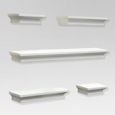 Traditional Shelf Set 5pc - White - Threshold™ : Target