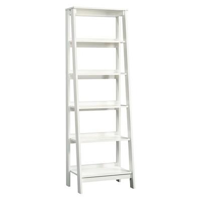 Trestle 5 Shelf Bookcase White - Room Essentials™ : Target
