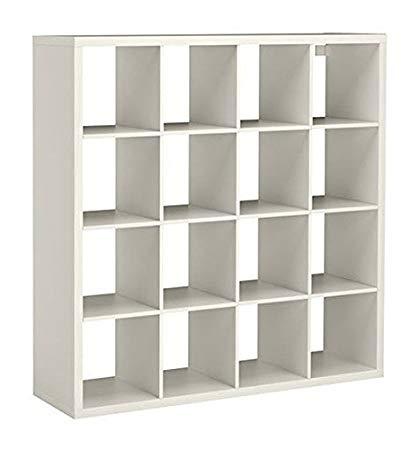 Amazon.com: IKEA 302.758.61 KALLAX Shelf White: Kitchen & Dining