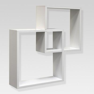 Interlocking Shelf Set - White - Threshold™ : Target